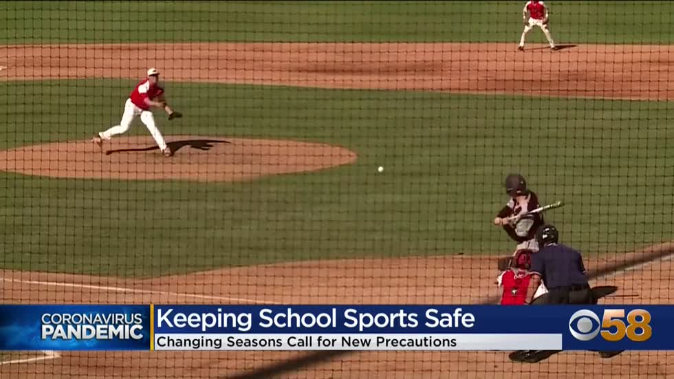 Pediatric sports doctor weighs in on youth sports in Wisconsin amid pandemic