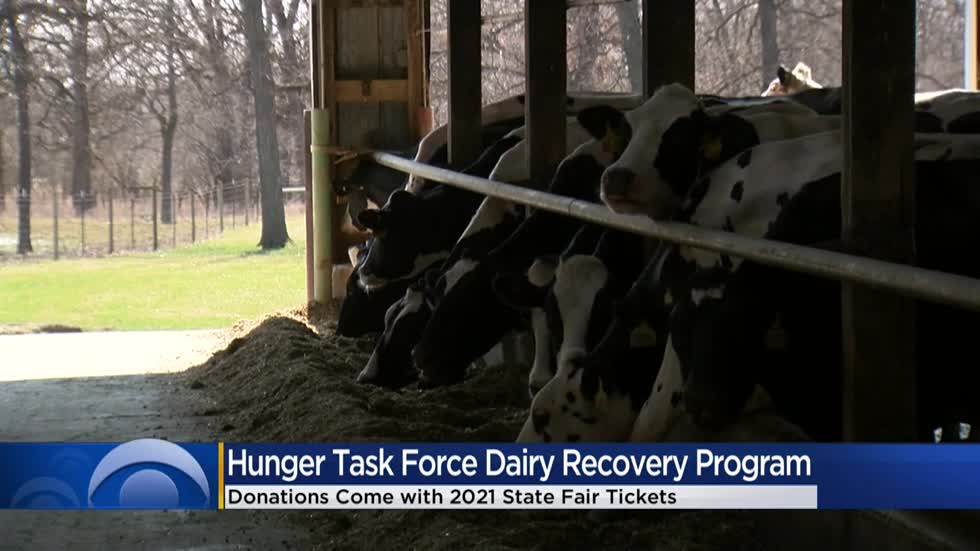 Support Wisconsin Dairy Farmers and get free Wisconsin State Fair tickets