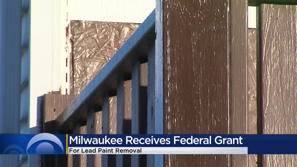 HUD grants Milwaukee $5.6M to help with city's lead problem