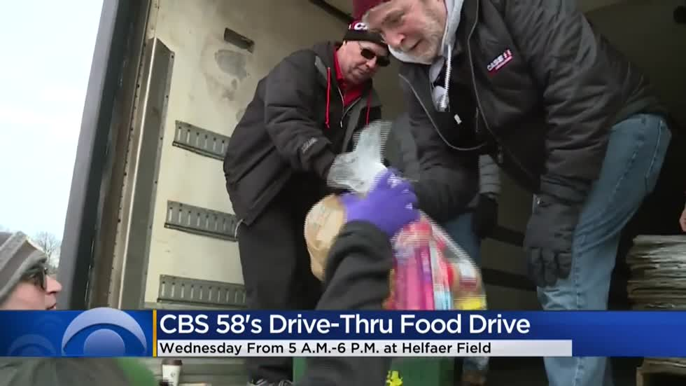 Hunger Task Force hands out more than 2,000 turkeys at annual 'Turkey Club' event