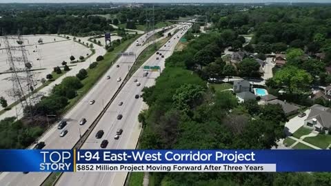 Gov. Evers announces I-94 East-West corridor project to move...