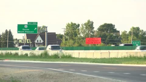 I-94 construction project causing headache for drivers in Racine County