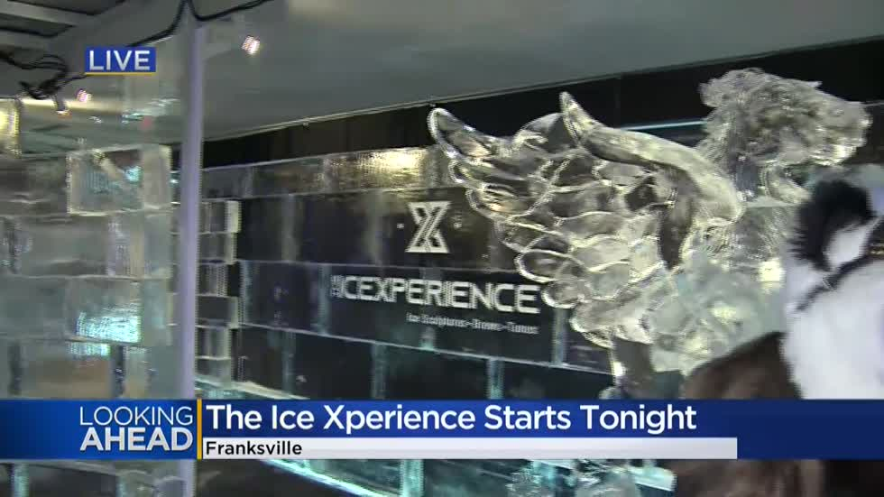 Wisconsin's 'coolest' new attraction Ice Xperience opens to the public