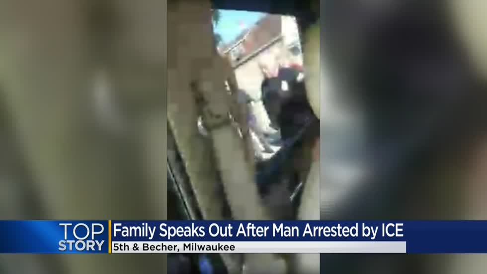 Family wants answers after ICE, Milwaukee Police Department arrest