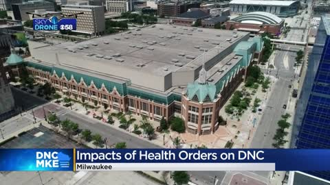 Milwaukee coronavirus limits put pinch on DNC facilities