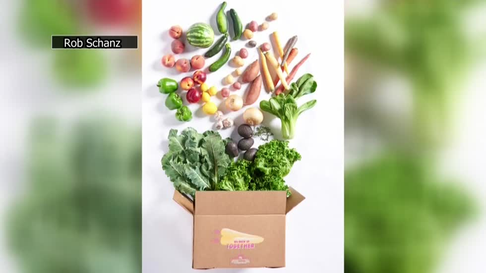 """Imperfect Produce"" deliveries to begin Monday in Milwaukee"