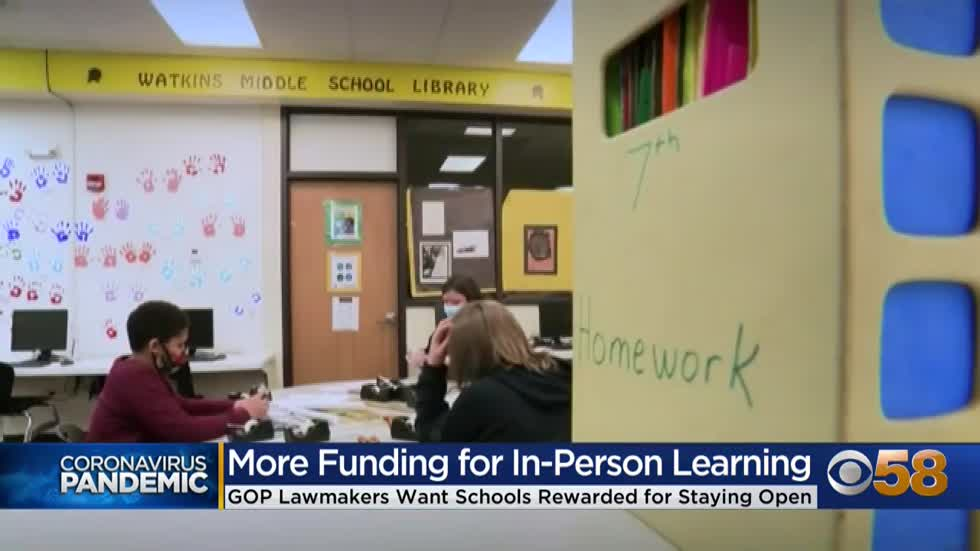 GOP asks to Evers to prioritize federal funding to districts...