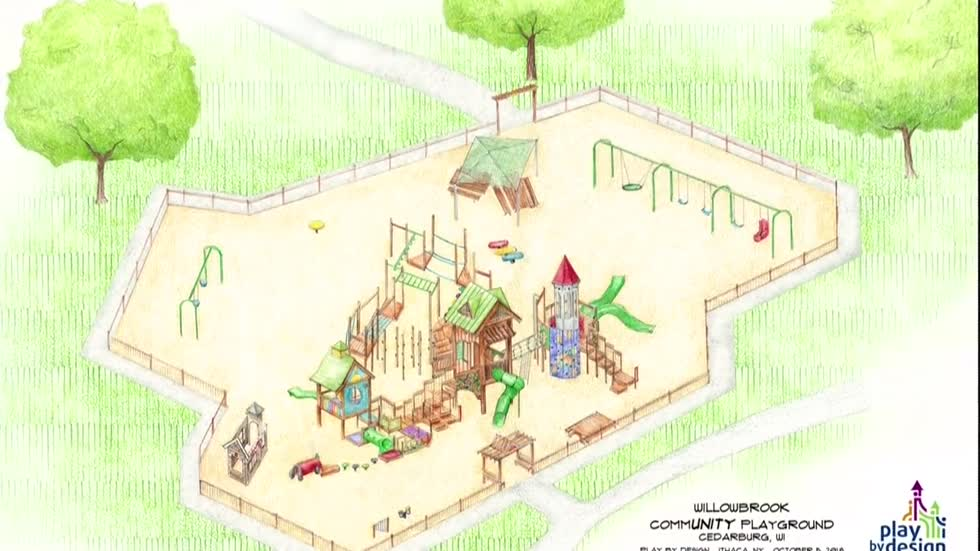 Moms in Cedarburg fundraising to rebuild playground for kids of all abilities