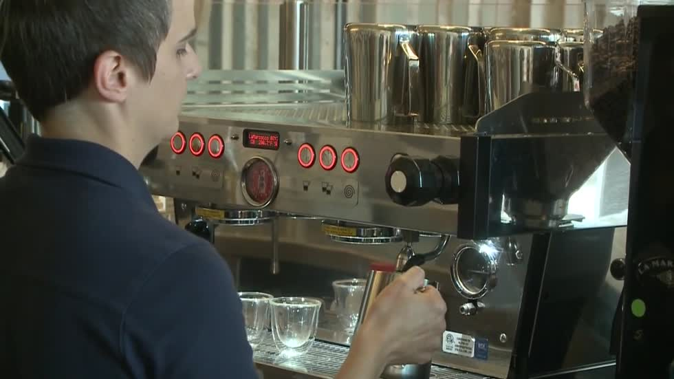 """Helping people thrive:"" New coffee shop in Lake Geneva employing those with special needs"