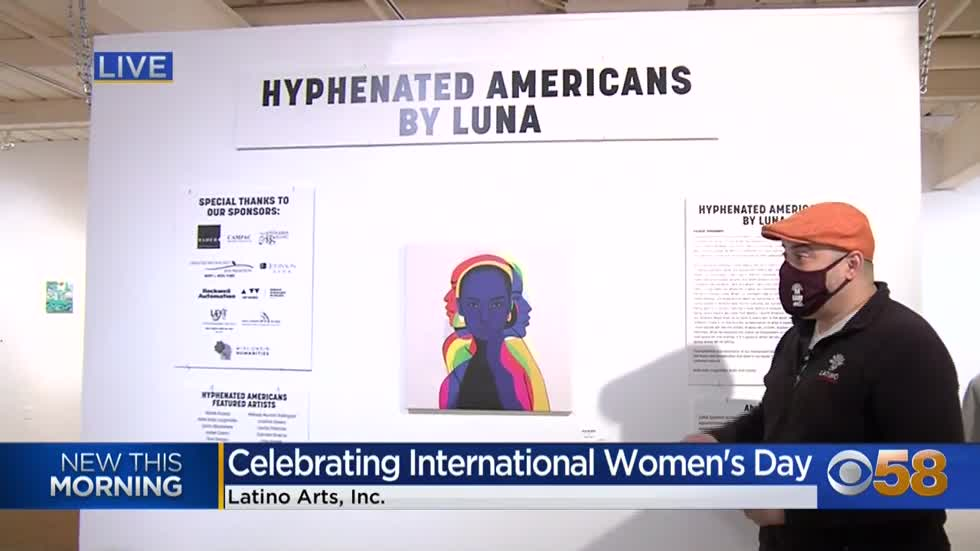 """Latino Arts"" celebrates the month of women's history through..."