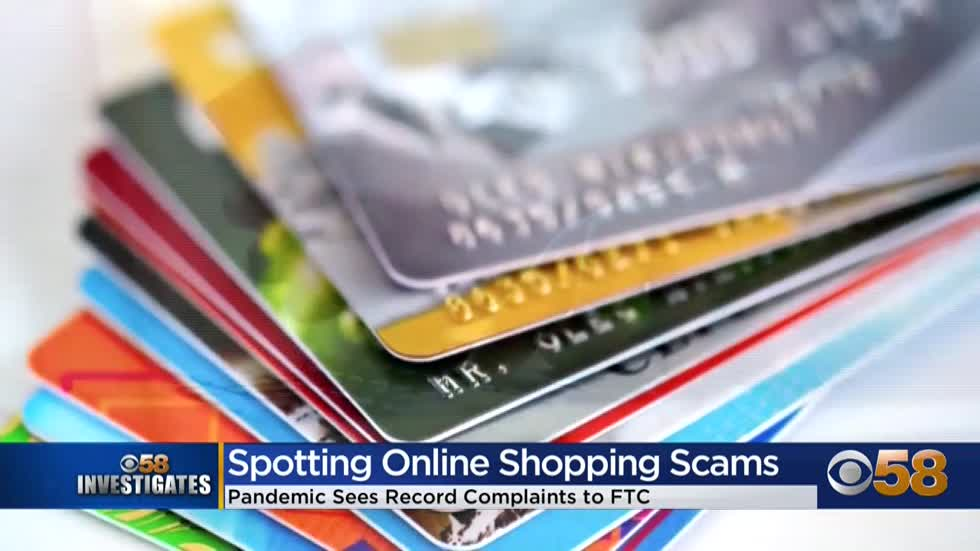 Surge in online shopping scams during pandemic