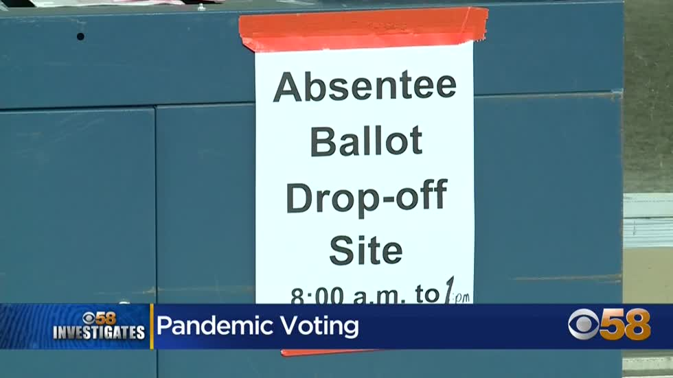 CBS 58 Investigates: Safely voting in person during a pandemic