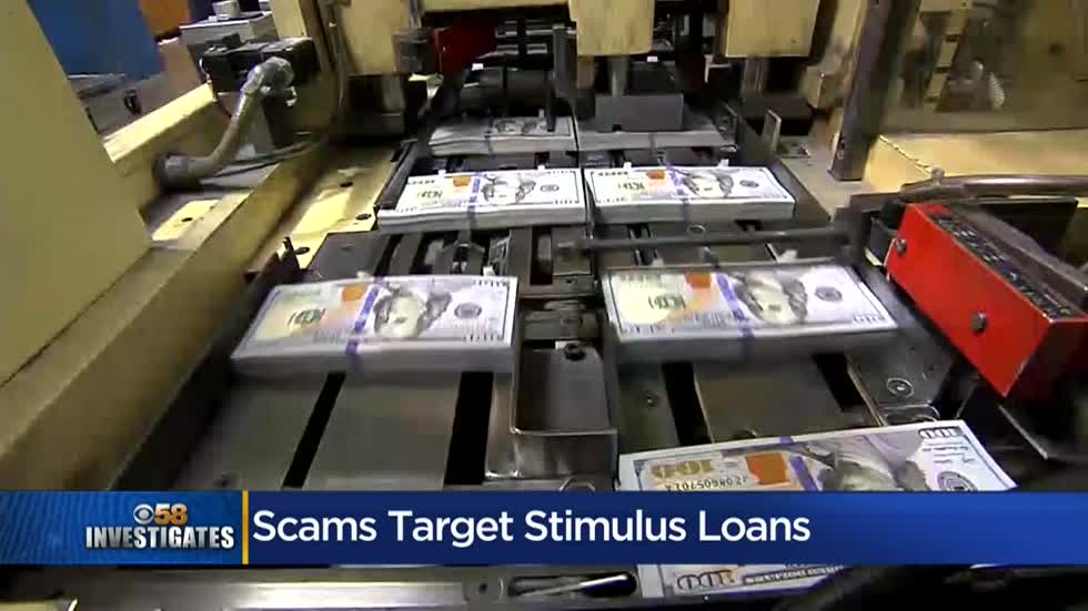 CBS 58 Investigates: Scammers target small businesses during pandemic