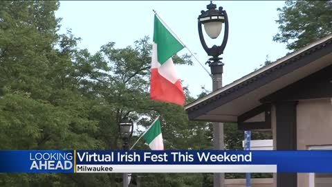 Milwaukee Irish Fest to go virtual August 13-16