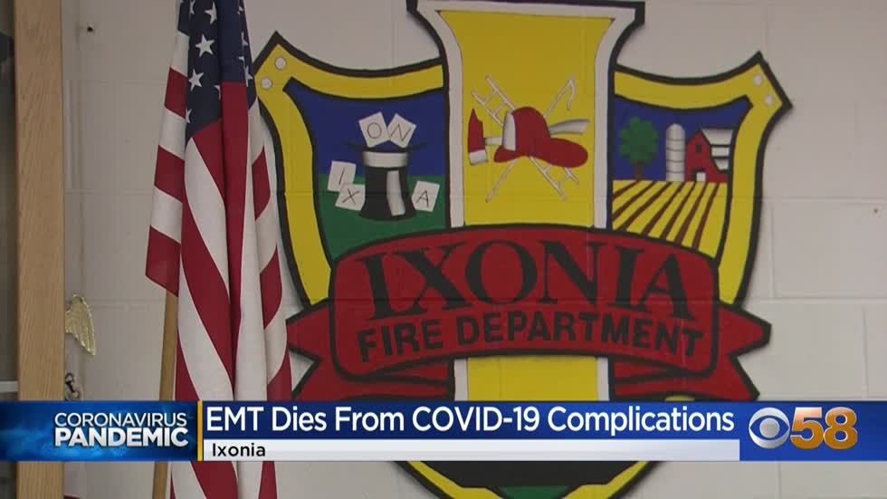 Ixonia first responder, nurse dies from COVID-19 complications