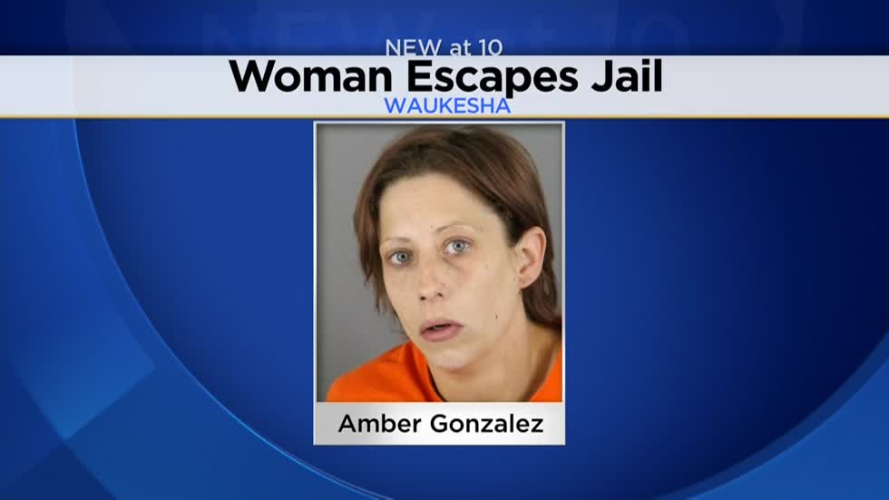 Woman arrested again after escaping from Waukesha holding cell