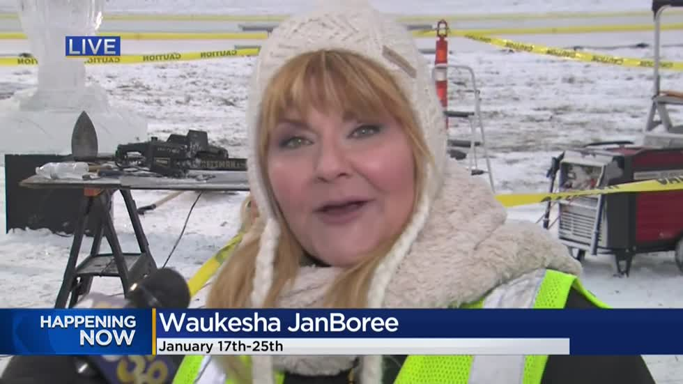 Waukesha Janboree kicks off 10-day run of winter fun
