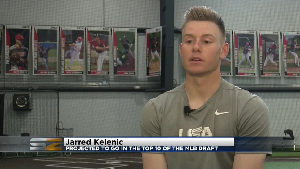 Local baseball standout projected to go top 10 in MLB draft