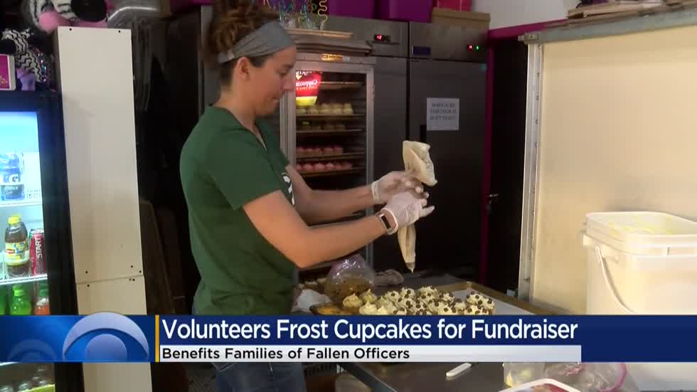 """Anything we can do to help:"" Jen's Sweet Treats to hold second fundraiser for fallen officers"