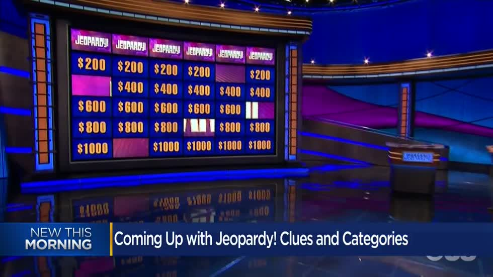 'Jeopardy!': A behind-the-scenes look at the making of clues and categories