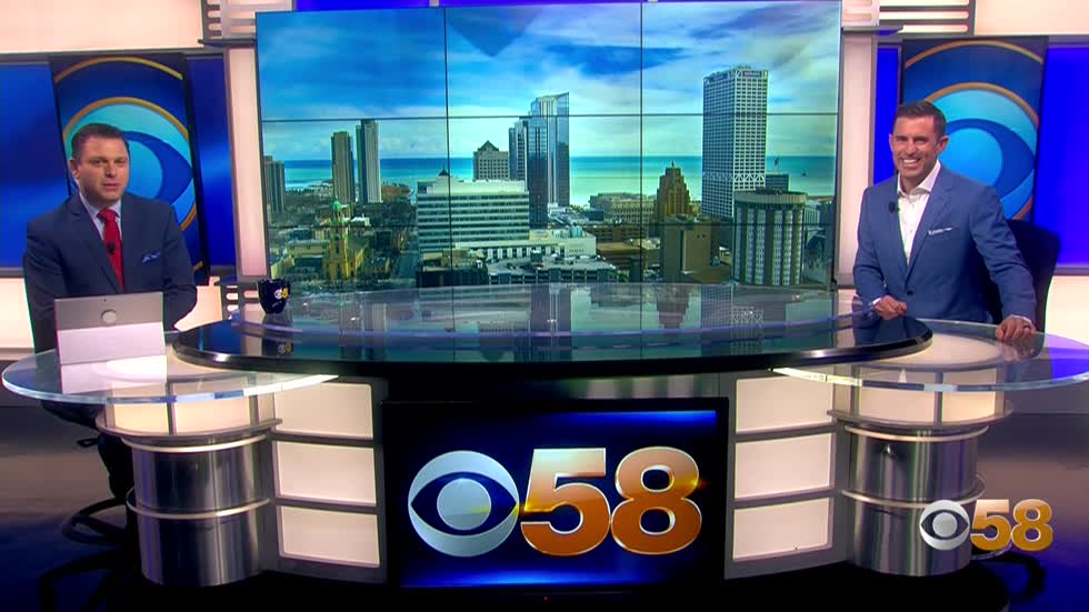 Anchor Jessob Reisbeck Joins the CBS 58 News Team