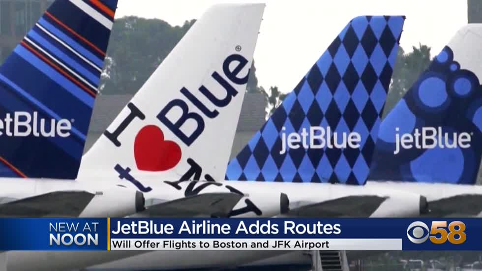 jetBlue is coming to Milwaukee Mitchell International Airport,...