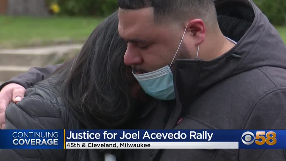 Loved ones of Joel Acevedo demand justice as 1-year anniversary...