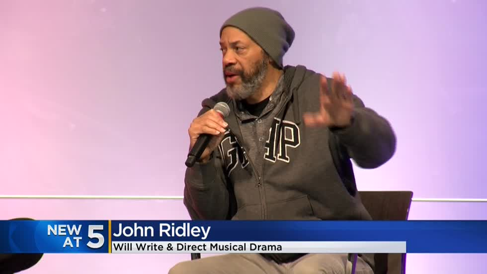 John Ridley touts musical drama TV series set in Milwaukee