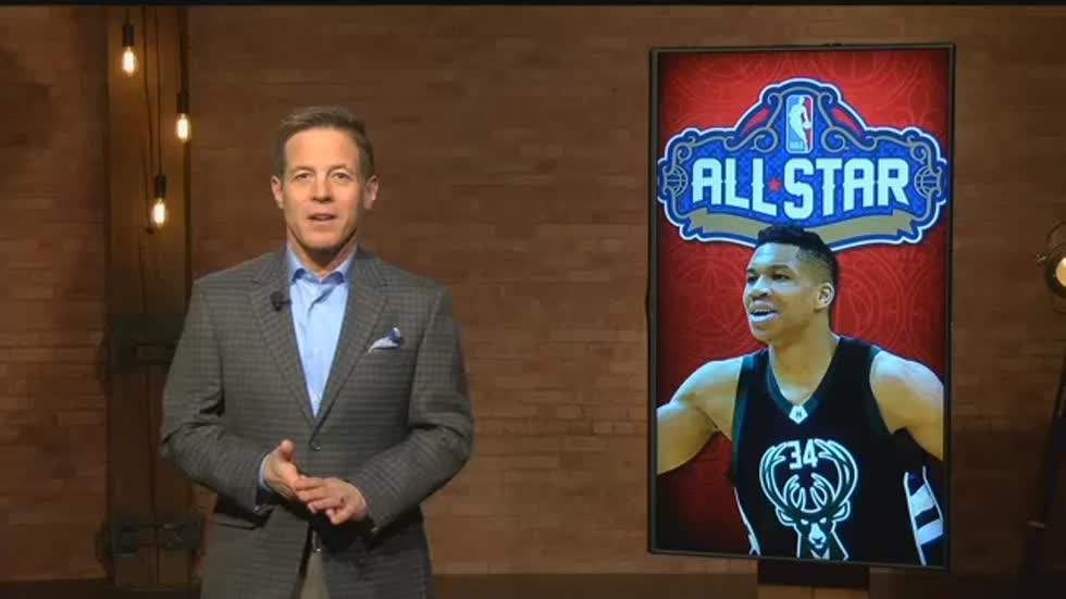 John Hammond on Giannis Antetokounmpo: From Unknown to All-Star