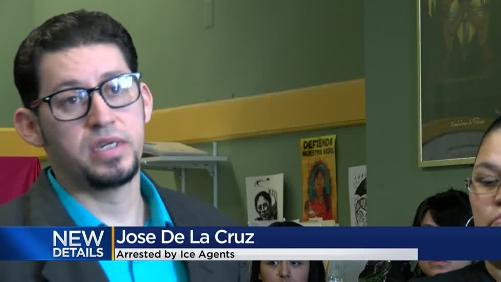 Undocumented immigrant released on bond as activists push for separation between ICE, MPD