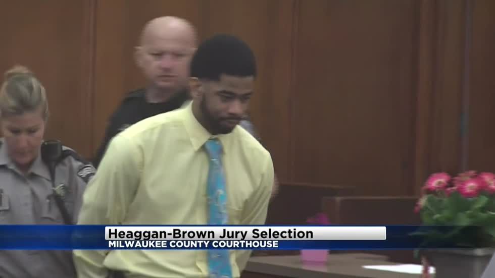 Jurors for Heaggan-Brown trial will not have any contact with the public
