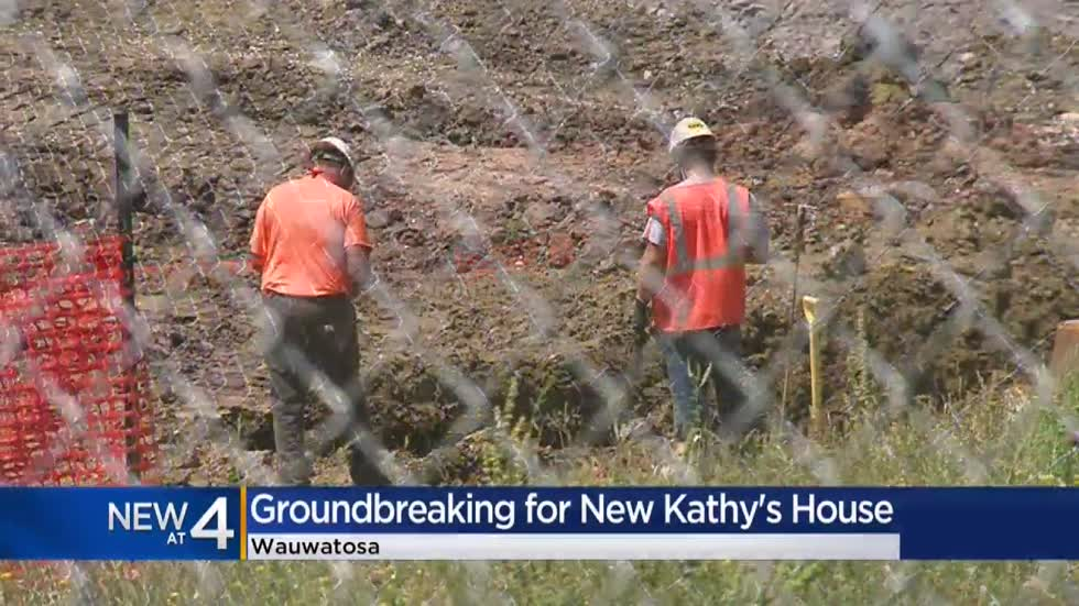 Construction of new 'Kathy's House' kicks off with virtual groundbreaking ceremony
