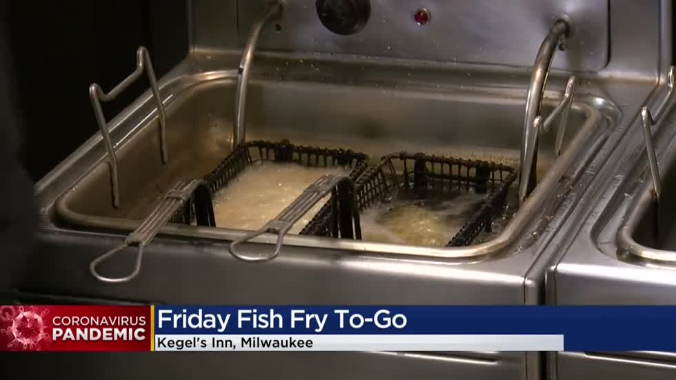 Kegel's Inn offers Friday fish fries to go during COVID-19 shutdown