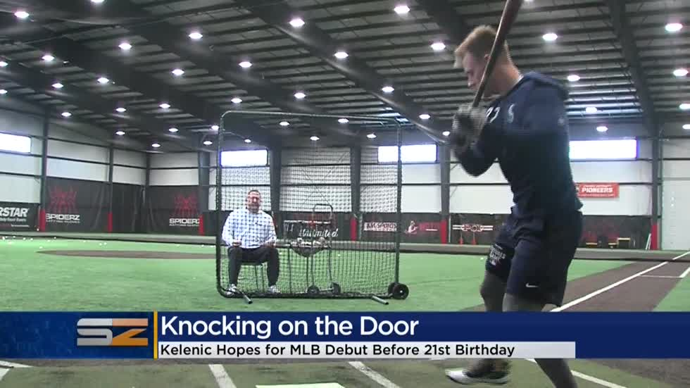 Kelenic knocking on the door to Major League Baseball