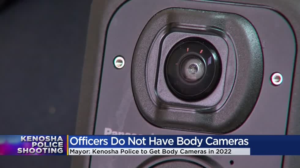 Kenosha delayed body cameras for years before Blake shooting
