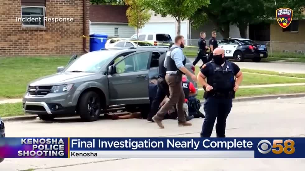 Independent consultant to review Kenosha police shooting of Jacob...