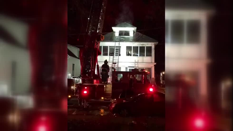 """Any donations will help:"" A Kenosha family's home destroyed by fire on Christmas Eve"