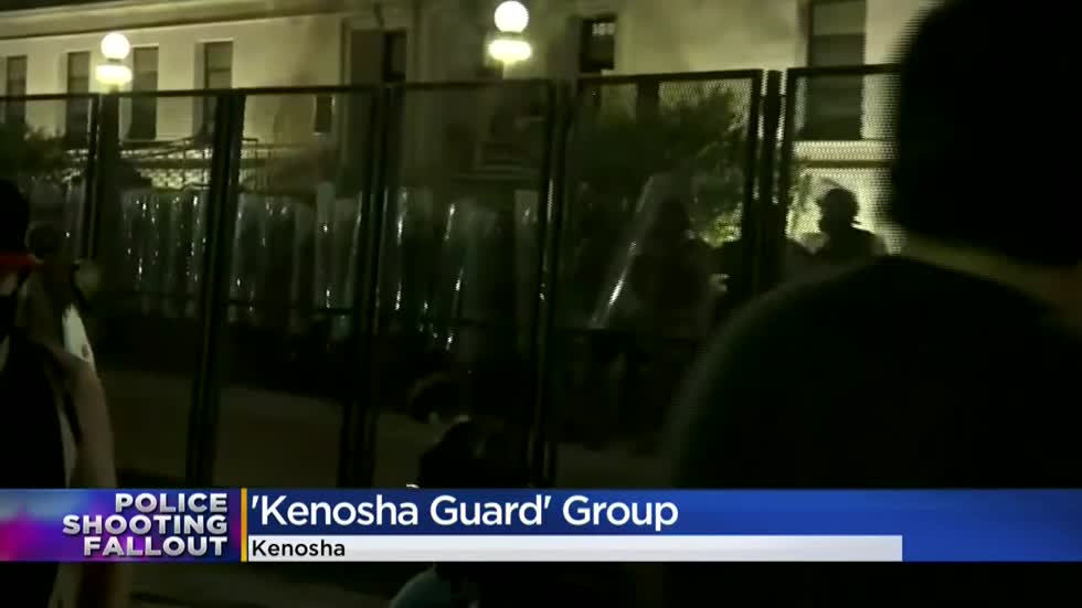 Creator of Kenosha Guard group explains 'call to action' to respond to city unrest