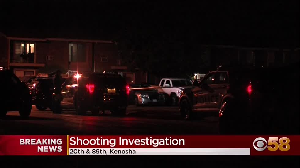 Homicide investigation underway in Kenosha following car chase