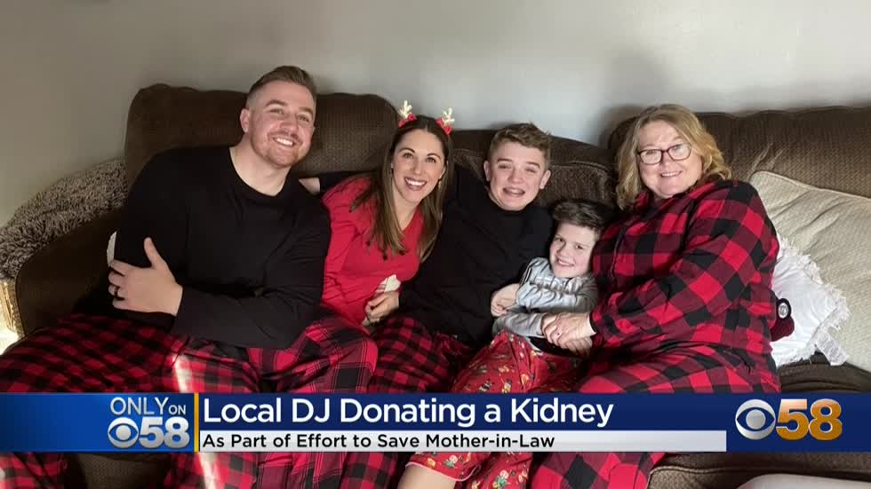 Milwaukee radio host donating kidney to stranger in exchange that could save her mother-in-law's life
