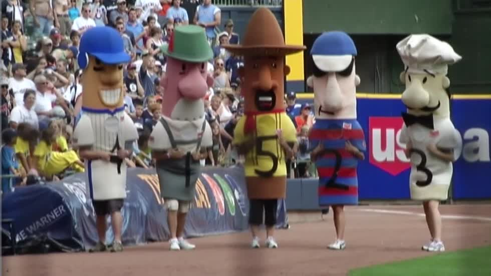 Klement's out as official sausage and hot dog provider of the Milwaukee Brewers