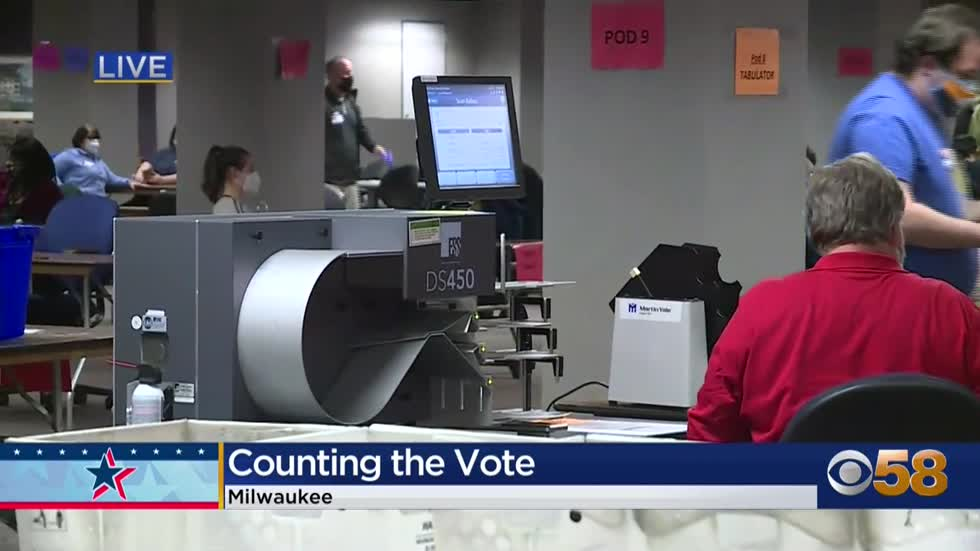 Record-shattering number of absentee ballots cast in Milwaukee
