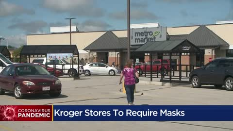 Customers at Pick 'n Save, Metro Market stores must wear masks starting July 22
