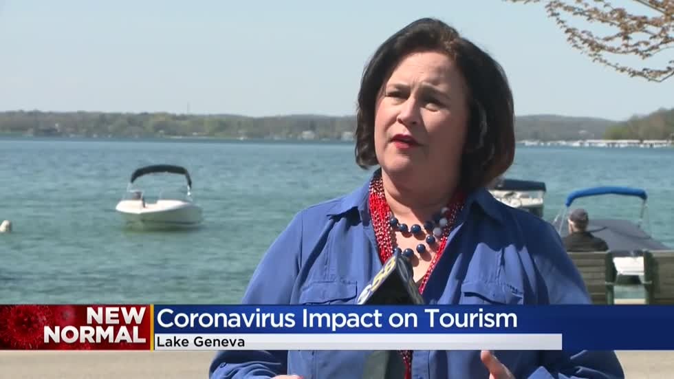 """We're prepared for you:"" Lake Geneva businesses making changes to allow for tourism"