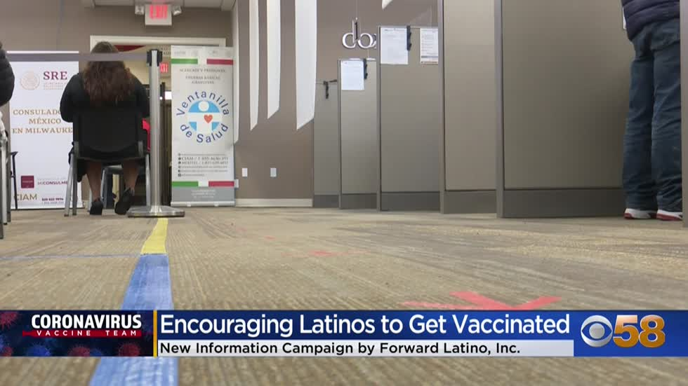 Forward Latino launches campaign encouraging Wisconsin Latinos...