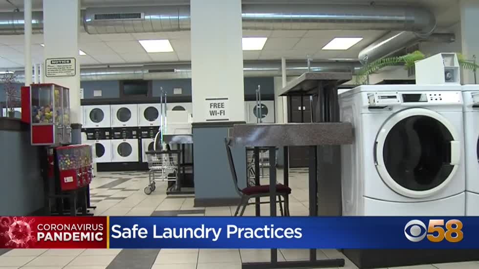 How to handle your laundry during coronavirus and flu season 'twindemic'