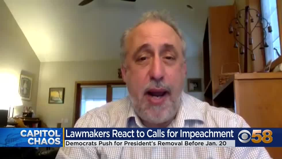 While some Wisconsin lawmakers support impeachment, others push back against idea