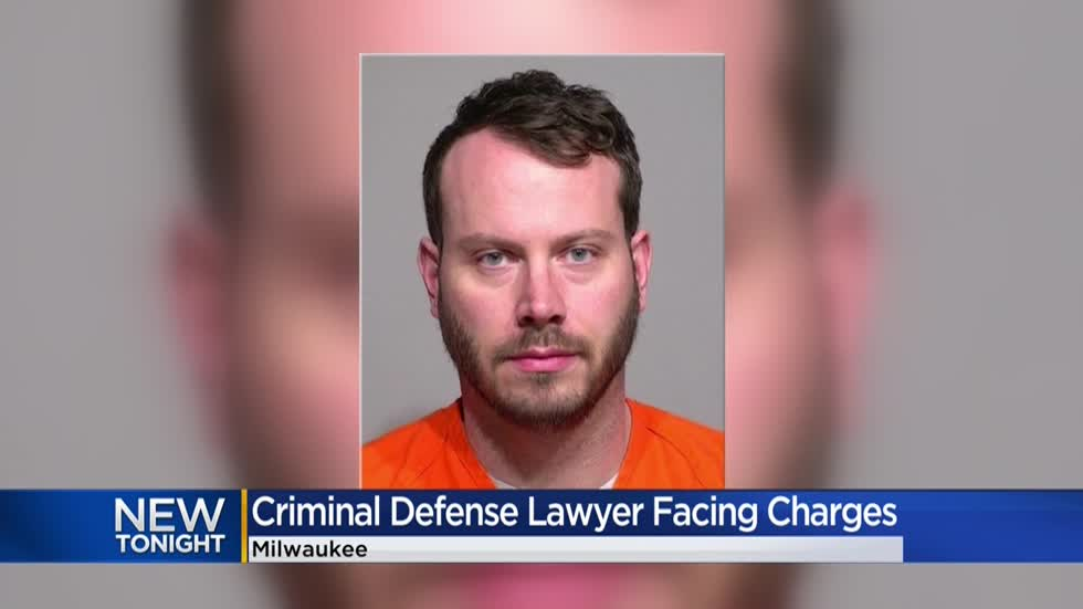 Milwaukee criminal defense attorney charged with stalking, battering woman