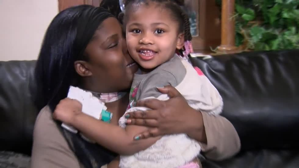 """It breaks my heart:"" 5-year-old Milwaukee girl suffering from lead poisoning"