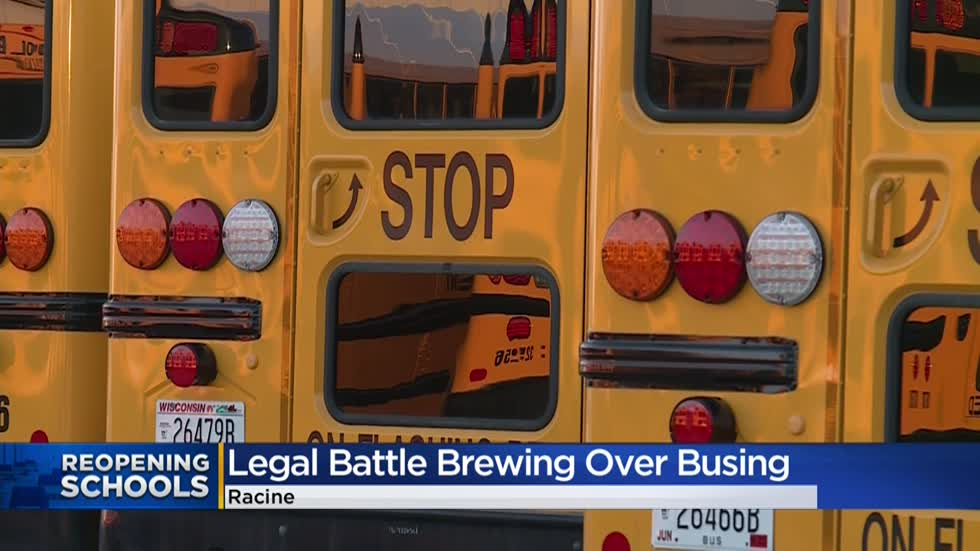 Racine school district responds to criticism of busing plan for private school students this fall